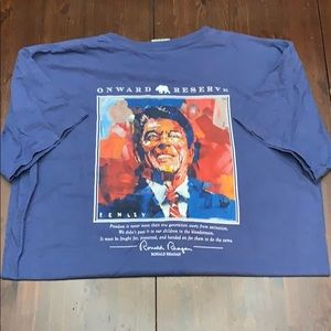 "Onward Reserve ""Ronald Reagan"" T-Shirt, Size Large"